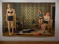 """an early Sunday morning"" (JoséDay) Tags: art artofimages artphotography drentsmuseum jansmuskee anearlysundaymorning onvervuldeverlangens seksuelefantasieën ingehoudenemoties unfulfilleddesires sexualfantasies emotions 1600x1200onpaper"