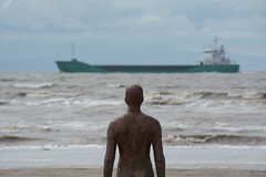 _DSC2234.jpg (Malc H) Tags: crosby crosbybeach anotherplace anthonygormley liverpool albertdocks beach sculptures coast ships waves sand sanddunes
