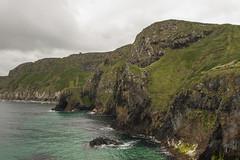 County Antrim (Jen Ma) Tags: ireland coastal drive north causeway holiday scenic uk county antrim ballintoy coast walk cave
