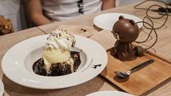 Together with us :P (Kompakin Borwornpakramil) Tags: fujifilm gfx50s gf3264mmf4rlmwr brown cute dessert yummy happiness moodandatmosphere afteryoudurian