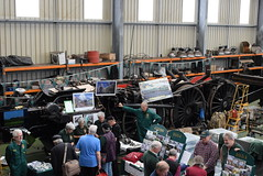 BR 71000 @ Tyseley Locomotive Works (ianjpoole) Tags: british railways class 8p 71000 duke gloucester tyseley locomotive works