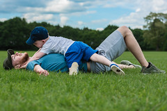 Elvaston Castle June 2017-74 (jjc271080) Tags: nikon d750 70200mm sigma dog kids fun dayout alsatian germanshepherd family awesomedayout sunshine castle funday walk