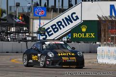 Sebring17 1278 (jbspec7) Tags: 2017 imsa mobil1 12 twelve hours hrs sebring endurance racing motorsports auto porsche 991 gt3 cup challenge