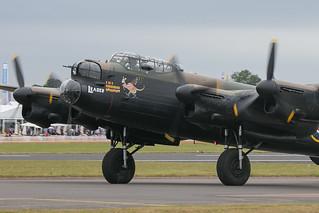 PA474 Avro Lancaster BBMF