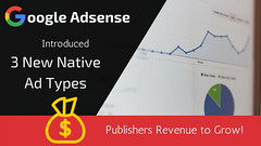 Adsense launched 3 New Native Ad Types, Publishers Revenue to Grow (Being Aash) Tags: adsense blogger blogging blogspot content marketing google products internet it news native ads seo tech