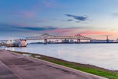 East of the Mississippi (Jason Fiori) Tags: mississippi batonrouge worktrip river la louisiana unitedstates us