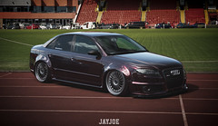KULTURSCHOCK 2017 (JAYJOE.MEDIA) Tags: audi rs4 b7 low lower lowered lowlife stance stanced bagged airride static slammed wheelwhore fitment