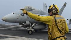 170714-N-NI812-652 (NavyOutreach) Tags: ussnimitz cvn68 sailors aircraftcarrier usnavy deployment bayofbengal