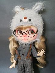 #03 Thumper - Custom Blythe Doll - OOAK Blythe Doll