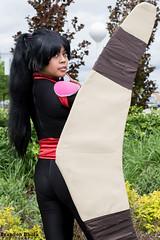 Imeria's Sango Cosplay Photoshoot (Bholaman) Tags: imeriacosplay cosplay cosplayphotography cosplayer convention sango inuyasha anime animenorth photography photoshoot torontophotographer brandonbholaphotography