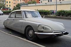Citroën DS (Maurizio Boi) Tags: citroen ds dea déesse car auto voiture automobile coche old oldtimer classic vintage vecchio antique voituresanciennes