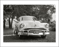 Vehicle Collection (8159) - Pontiac (Steve Given) Tags: familycar motorvehicle automobile pontiac 1950s