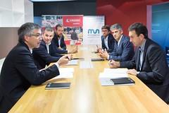 Convenio de colaboración Eroski-MU