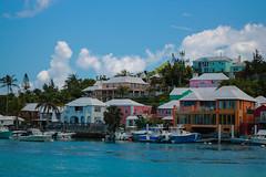 Bermuda (audsthetics) Tags: bermuda bermudaful travel adventure ocean architecture houses realestate buildings colorful rainbow tropical oceanscape landscape