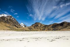 White sand (Sizun Eye (OFF for a while)) Tags: beach haukland mountains sand vestvågøya norway northerneurope norvège nordland lofoten clouds sky sizuneye tamron2470mmf28 nikond750 d750