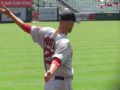 IMG_4420 (Dinur) Tags: baseball majorleaguebaseball mlb redsox bostonredsox angels laangels losangelesangels