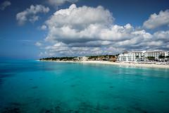 Playacar, Mexico (BernieErnieJr) Tags: playacar mexico landscape ocean sea water caribbean sonya6300 sony1018mm teamsony greatphotographers beach clouds bernie duhamel