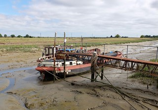 A cycle from Faversham through Dunkirk, Upper and Lower Harbledown, Canterbury then along the