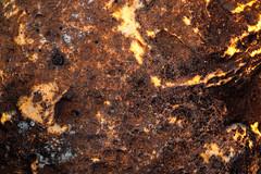 Planet X (Boba Fett3) Tags: macromondays texture textures hard surface macro closeup upclose backlit backlighting geode stone
