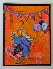 Birthday Card (retta519) Tags: handmade greeting cards