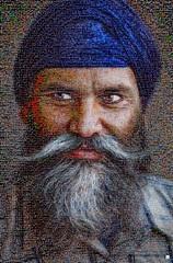 visages Mosaico (by zurera) Tags: digital hd art collage retratos portraid zurera people fotomontaje image autoretratos mosaic