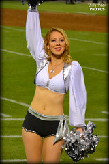 2016 Oakland Raiderette Mandy (billypoonphotos) Tags: 2016 oakland raiders raiderette raiderettes raider nation raidernation nfl football fabulous females cheerleaders cheerleading dance dancer mandy nikon nikkor 55200mm billypoon billypoonphotos silver black photo picture photographer photography pretty girl lady woman female squad team people
