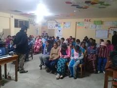 Charlas motivaciones proyecto academia Huanimpampa