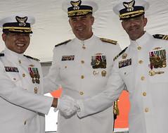 Cutter Venturous change of command (Coast Guard News) Tags: stpetersburg florida unitedstates us