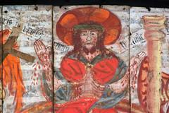 Penn, Buckinghamshire (Vitrearum (A B Barton)) Tags: penn doom painting tympanum lastjudgement