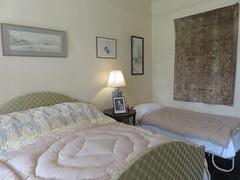 UK - Devon - Near Galmpton - Greenway - Bedroom (JulesFoto) Tags: uk england devon galmpton greenway greenwayestate nationaltrust agathachristie bedroom bed