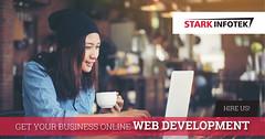 Web Development (starkinfotek) Tags: website web development starkinfotek stark