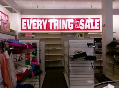 Everything else is on sale too... (l_dawg2000) Tags: alcorncounty apparel appliances corinth departmentstore discountstore goingoutofbusiness jcpenney jewelry liquidation mississippi ms store storeclosing unitedstates usa