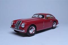 Maserati A6 1500 Pininfarina 1949 (1) (dougie.d) Tags: hachette italia italy leomodels partwork model modelauto automodel modelcar 143 scale diecast maserati pininfarina 1949 1500