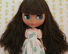 Aloha!  I am the Pineapple Princess!