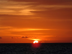 SUNSET (Patchwork Daily Desire) Tags: sunset summer ocean cuba water sun sky patchworkdailydesire vacation