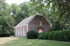 Westover Church, established 1613 & built 1731, Charles City, VA (Beltway Photos) Tags: charlescity charlescitycounty virginia unitedstates church 1600s antebellum 1700s