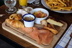 Norwegian Breakfast in Paris (Sam-H-A) Tags: breakfast norwegian paris france parisian europe fujifilmxt2 xt2 fujifilm fujinon foodporn food