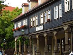 am Markt (germancute) Tags: arnstadt thuringia thüringen town city building house haus gebäude