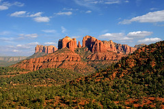 Cathderal Rock-Sedona Arizona 99180 (Emory Minnick) Tags: cathedralmountain sedonaarizona redrocks