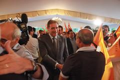 Autárquicas 2017: Pedro Passos Coelho na apresentação da candidatura de Litério Marques à Câmara Municipal da Anadia