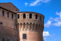 La Rocca di Dozza - The Fortress in Dozza (Bluesky71) Tags: dozza emiliaromagna italia bellitalia rocca fortress torre tower medioevo middleages