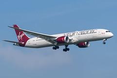 Virgin Atlantic / B789 / G-VCRU / EGLL 09L (_Wouter Cooremans) Tags: egll lhr london heathrow spotting spotter avgeek aviation airplanespotting virgin atlantic b789 gvcru 09l virginatlantic