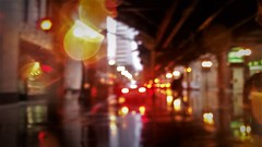 Cross Traffic (michael.veltman) Tags: from a cab in the rain chicago illinois