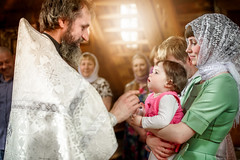 -Правка-11 (annankonorova) Tags: ceremony people holy christening church orthodox baby baptism water cross person rite candle bible bowl russia celebration prayer christian temple village christ believers icon ritual religion