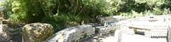 0014 Eastern Wall,  Gate, Butrint (7) (tobeytravels) Tags: albania butrint buthrotum illyrian easternwall