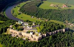 Festung Königstein (michaelschneider17) Tags: deutschland sachsen heimat elbsandsteingebirge