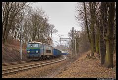 PKP Cargo ET22-016, Kraków 21-02-2017 (Henk Zwoferink) Tags: kraków małopolskie polen henk zwoferink pkp cargo