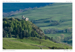 Notre Dame de Valentine [Cantal] (BerColly) Tags: france auvergne cantal monument eglise church paysage landscape nature vert green vellée valley bercolly google flickr