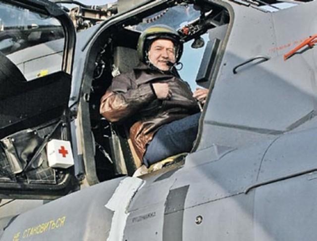 Имя Героя Российской Федерации Хабибуллина, погибшего вСирии, присвоено вертолету ЮВО