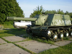 "ISU-152 2 • <a style=""font-size:0.8em;"" href=""http://www.flickr.com/photos/81723459@N04/35099454944/"" target=""_blank"">View on Flickr</a>"